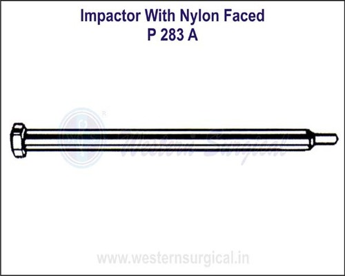 Impactor with Nylon Faced