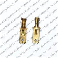 Brass Arm Lock Male Terminal
