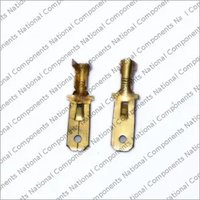 Brass Arm Lock Male Terminal