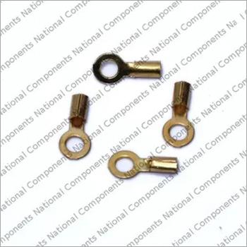 Brass Auto Ring Round Terminal