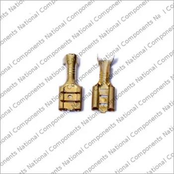 Brass Automotive  Electrical Female Terminal