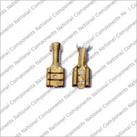 Brass Automotive  Electrical Female Terminal