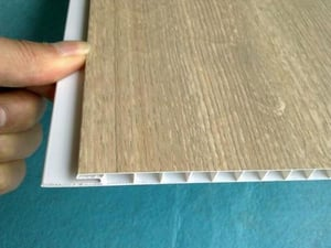 Residential And Office Wall Cladding PVC Panels
