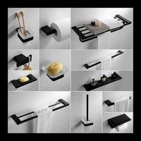 All Type Bathroom Accessories