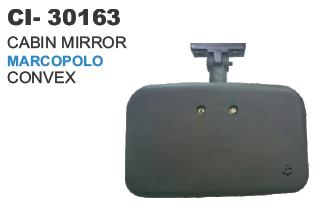 Cabin Mirror Marcopolo convex