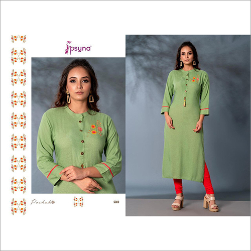 Ladies Kurtis (Psyna) Poshak Catalog