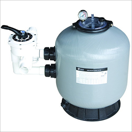 Side Mount Swimming Pool Sand Filter
