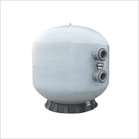 NL Commercial Swimming Pool Filter With Laterals