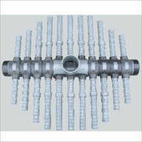 K Series Commercial Filter With Nozzles Laterals