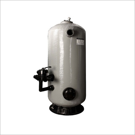 SDB Series Side Mount Deep Bed Filter