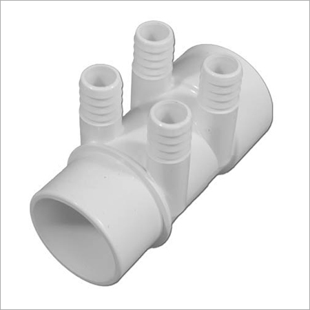 Port Water Barb Manifold