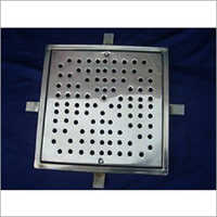 Main Drain Stainless Steel