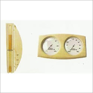 Thermo-Hydrometer & Sandglass