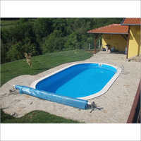 Oval Shaped Swimming Pools