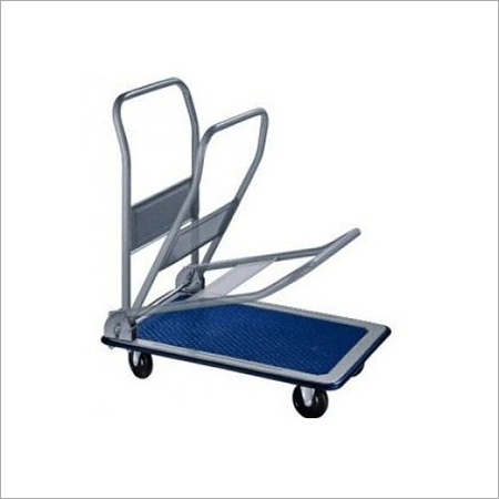 Industrial Suction Sweeper Trolley