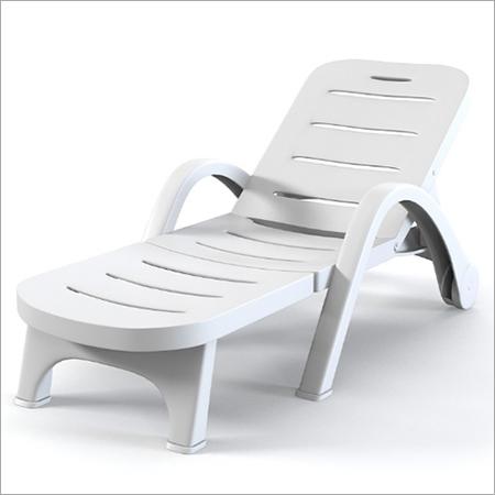Plastic Sun Lounger