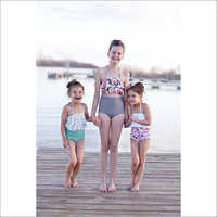 Girls & Ladies Kids Swimming Costume