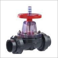 Industrial UPVC True Union Diaphragm Valve