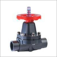 UPVC Diaphragm Valve Socket