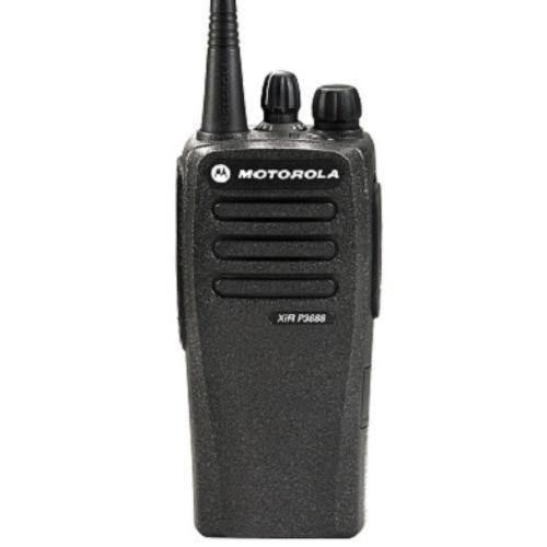 Motorola XIRP 3688 walkie talkie
