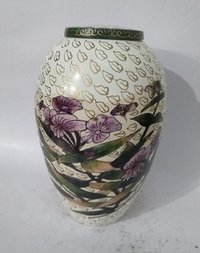 Low Price Painting Cloisonne Urn