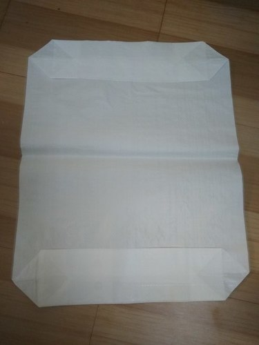 White Polypropylene Woven Sacks