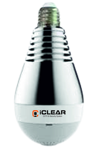 Wifi Bulb Camera- ICL-PSW08V