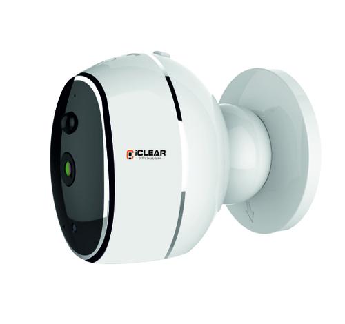 Battery CCTV Camera- ICL-JSW01T
