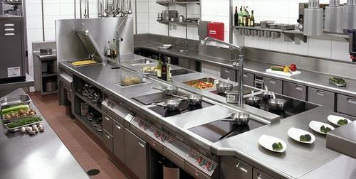 Restaurant Kitchen Equiptments
