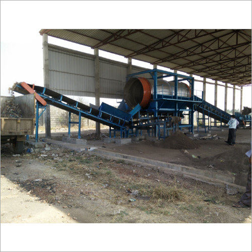 Solid Waste Management Plant Material: Metal