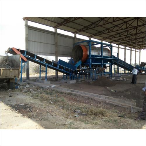 Metal Solid Waste Management Plant