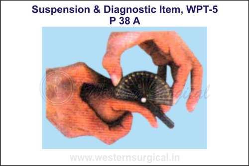 Suspension & Diagnostic Item