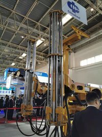 Automatic Roof Bolter Machine Drilling Resin Installation And Anchor Mounted Completed Automatically