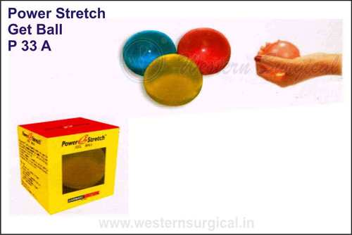 Power Stretch Gel Ball