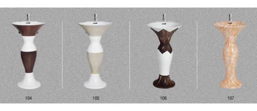 Ceramic Dolphine Set