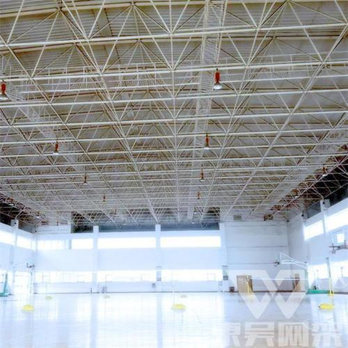 Steel grid structure of Gymnasium
