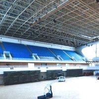 Steel grid structure of Gymnasium
