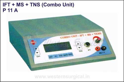 IFT + MS + TNS (Combo unit)