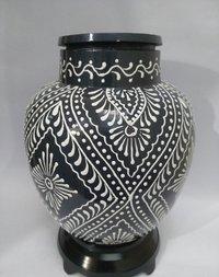 Wholesale Cloisonne Cremation Urn- Black