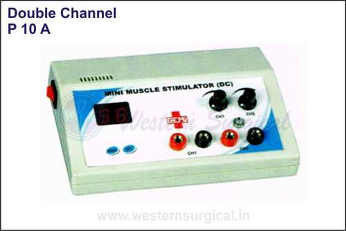 Mini Muscle Stimulator - Double Channel