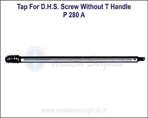 Tap for D.H.S. Screw without