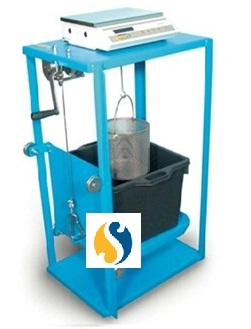 Aggregate Testing Lab Equipment