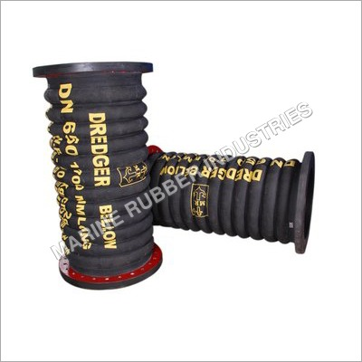 Dredge Suction Rubber Hoses For Cutter Dredger