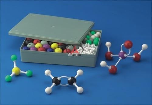 Plastic Atomic Model Set (Euro Design)