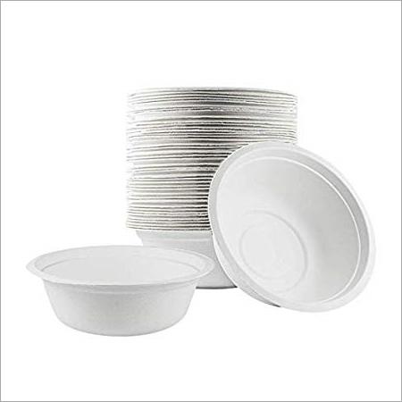 White Paper Disposable Bowl