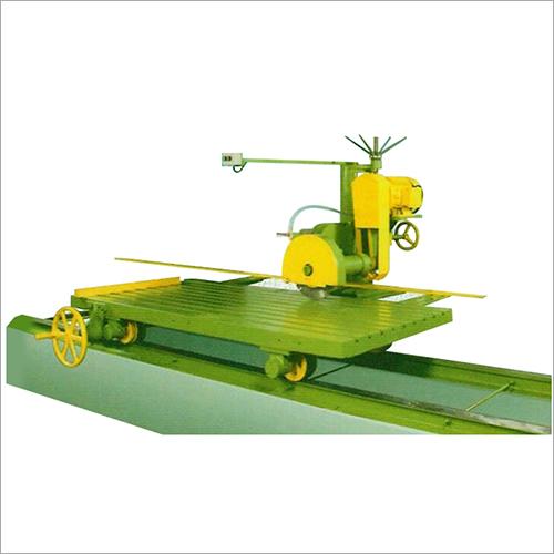 Trolley Type Edge Cutter