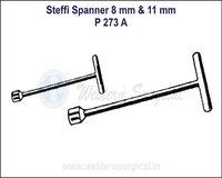 STEFFI Spanner 8 mm & 11 mm