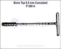 Bone Tap 6.5 mm Canulated
