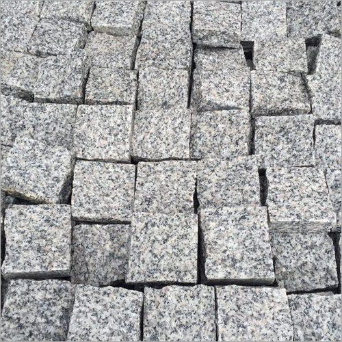 Outdoor Granite Cobbles