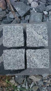 Natural Granite Cobble